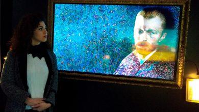 Photo of Van Gogh Shadow
