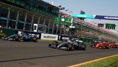 Photo of F1, Gp d'Australia