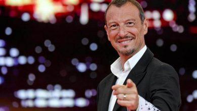 Photo of Amadeus presentatore e direttore artistico della 70° edizione di Sanremo