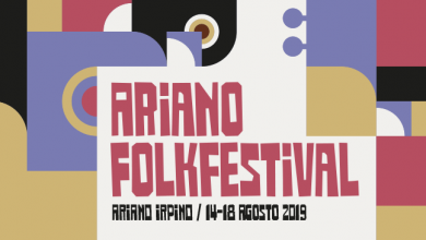 Photo of Al via Ariano Folkfestival