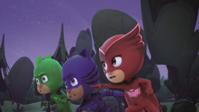 Photo of PJ MASKS, MINI CUCCIOLI,  IL GIORNO IN CUI HARRY INCONTRO'…