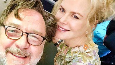 Photo of Nicole Kidman e Russell Crowe | vicini di posto in aereo
