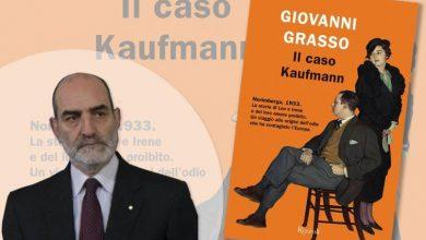 """Photo of """"Il caso Kaufmann"""" di Giovanni Grasso sarà presentato all'ex Carcere Borbonico di Avellino"""