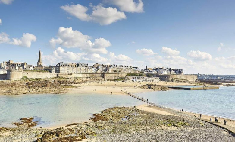 Photo of Saint-Malo in mezzo alla natura
