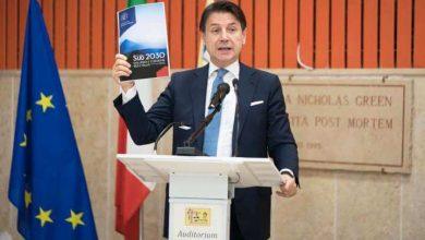 Photo of Il premier Conte presenta il Piano per il Sud a Gioia Tauro