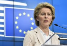 Photo of Von der Leyen, 'Non si lavora su Coronabond'
