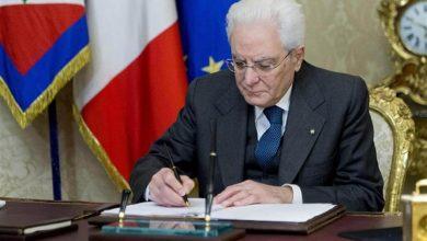 Photo of Mattarella ha firmato il Dl Rilancio. Salvini: 'Centrodestra in piazza'