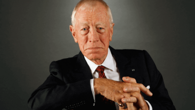 Photo of Cinema, morto l'attore Max von Sydow: aveva 90 anni