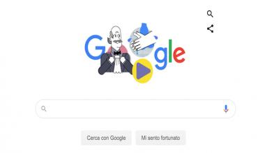 Photo of Il doodle di Google dedicato a medico ungherese, pioniere del lavaggio mani