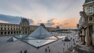 Photo of Coronavirus: il Louvre non è stato aperto questa domenica