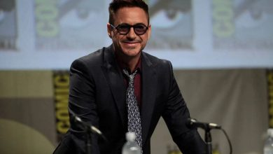 Photo of ROBERT DOWNEY JR. COMPIE 55 ANNI