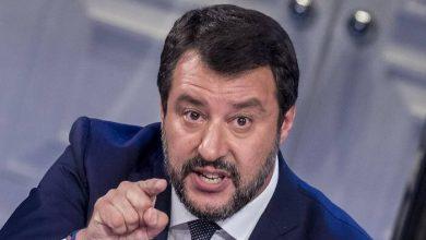 """Photo of Salvini: """"Mes ritenuto una fregatura da tutta Europa ma l'Italia lo vuole. Centrodestra compatto"""""""