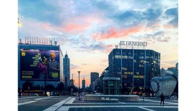 Photo of #STRADE    #Così non le avevo mai viste, le strade di Milano.