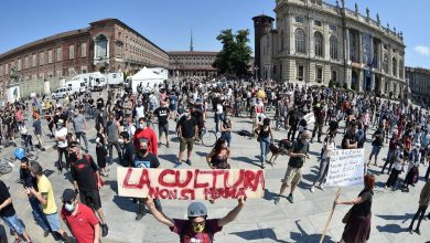 Photo of Flash mob di artisti a in tutta Italia: 'Serve ripartire'
