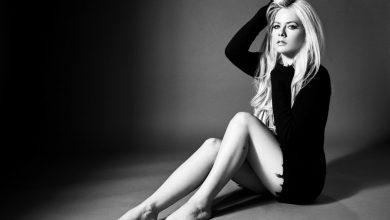 Photo of Avril Lavigne in tour in Italia a marzo 2021