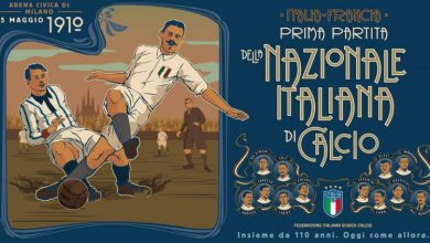 Photo of La Nazionale di Calcio compie 110 anni, tutto è iniziato con la goleada sulla Francia
