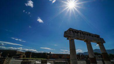 Photo of Pompei riapre, si entra a gruppi di 40 persone per volta