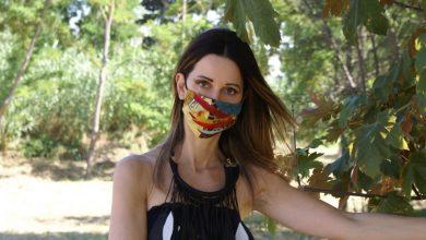 Photo of Dalla veletta alla face mask: Fabiana Gabellini rende estremamente glamour un indispensabile accessorio