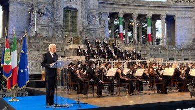 Photo of Mattarella a Bergamo: 'Qui c'è l'Italia che ha pianto, riflettere sugli errori'
