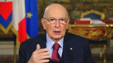 Photo of l'ex Presidente della Repubblica Giorgio Napolitano compie 95 anni