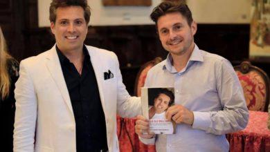 Photo of Presentato ad Ascoli Piceno il 1° libro dell'attore Vincenzo Bocciarelli