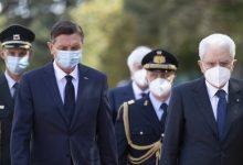 Photo of Foibe, storico incontro fra Mattarella e lo sloveno Pahor sul Carso triestino