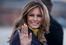 Photo of Melania scende in campo, domani al comizio di Trump