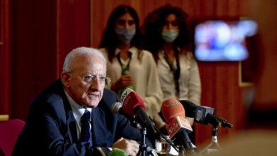 "Photo of Coronavirus, De Luca: ""Servono decisioni forti, inutili le mezze misure"""