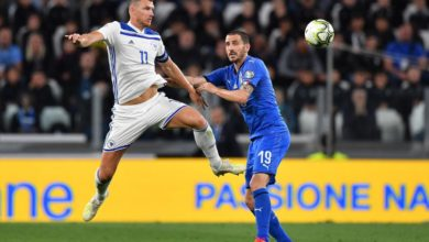 Photo of Nations League:  Italia-Bosnia 1-1