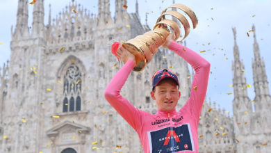 Photo of Geoghegan Hart conquista il Giro d'Italia