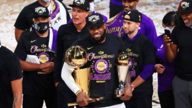 Photo of NBA: I Los Angeles Lakers sono Campioni NBA per la 17° volta