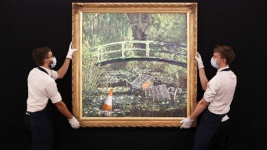 "Photo of Londra, venduto all'asta per 7.6 milioni di sterline ""Show Me the Monet"""